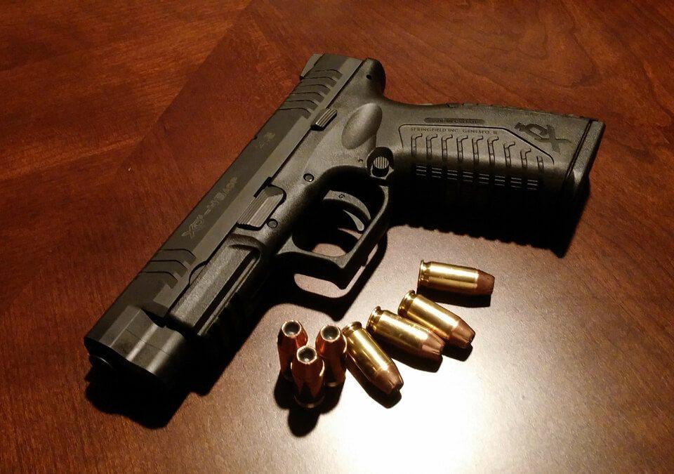 疑似持有槍枝被起訴,檢方證據力不足無罪
