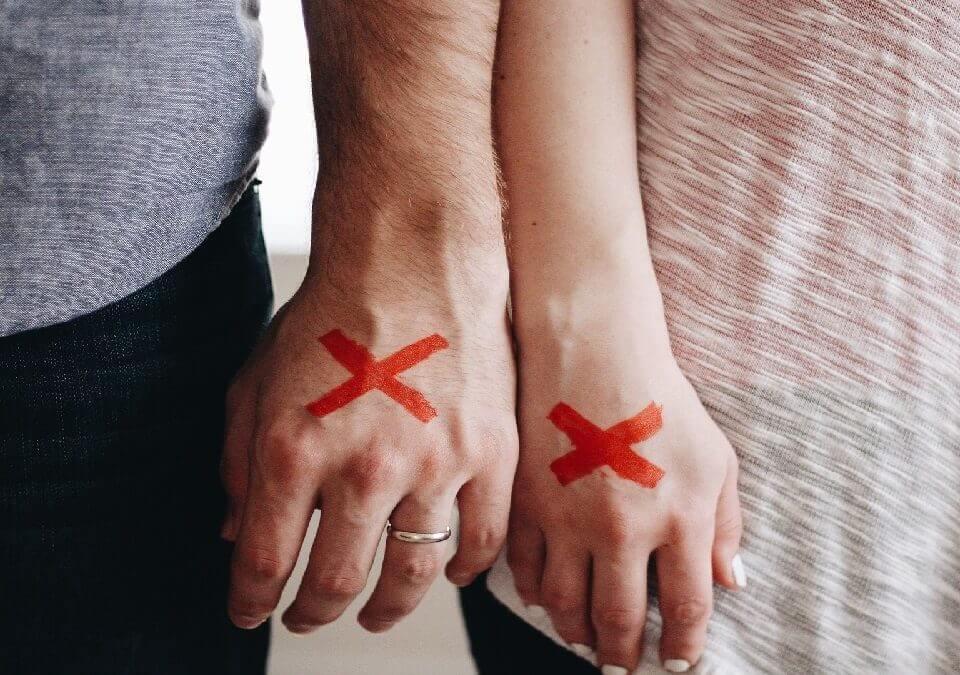 離婚協議書範例,及注意事項。