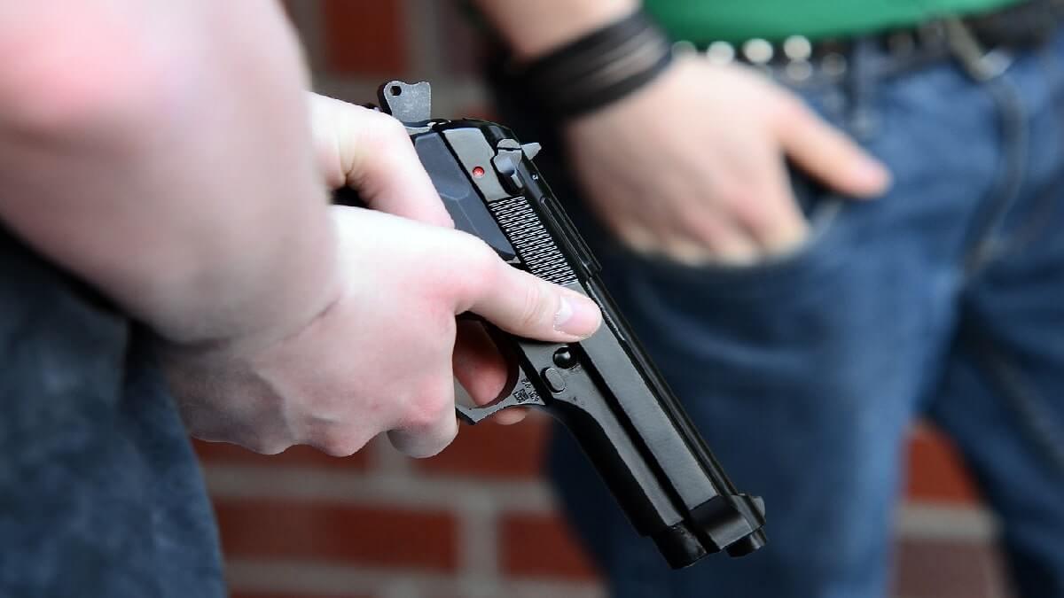 鳴槍恐嚇!違反槍砲彈藥刀械管制條例被重判,託律師上訴獲緩刑