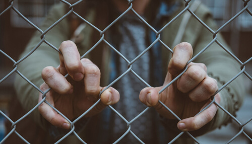 羈押/收押禁見